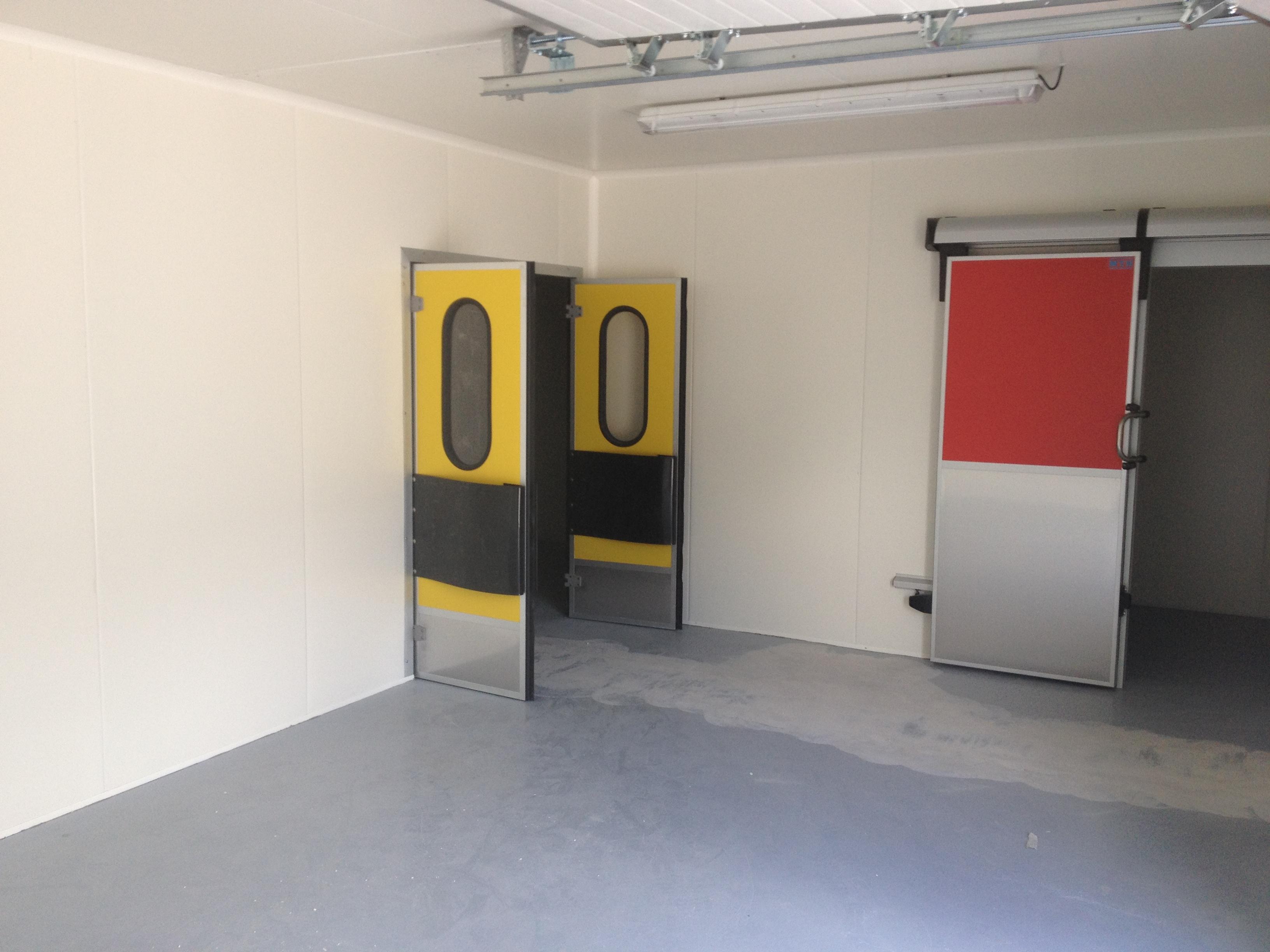 100 panneau frigorifique alimentaire vente panneau for Chambre de compensation